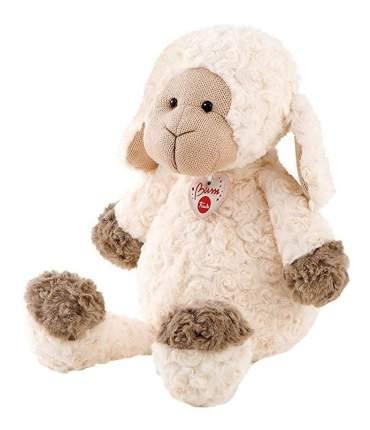 Мягкая игрушка Trudi Овечка с трикотажной вставкой, 36 см