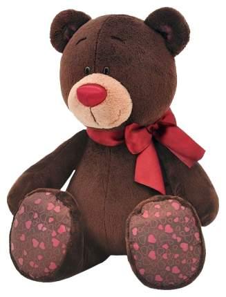 Мягкая игрушка животные Orange Toys Choco&Milk Медведь Choco сидячий 50 см