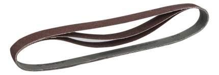 Шлифовальная лента для ленточной шлифмашины и напильника Зубр 35547-060