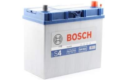 Аккумулятор автомобильный автомобильный Bosch S4 Silver 0 092 S40 210 45 Ач