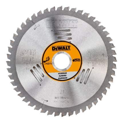 Диск по алюминию для дисковых пил DeWALT DT1914-QZ