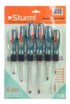 Набор отверток Sturm! 1040-01-SS3