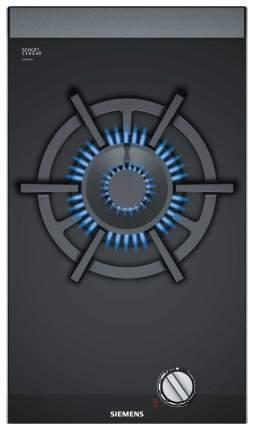 Встраиваемая варочная панель газовая Siemens ER3A6AD70 Black