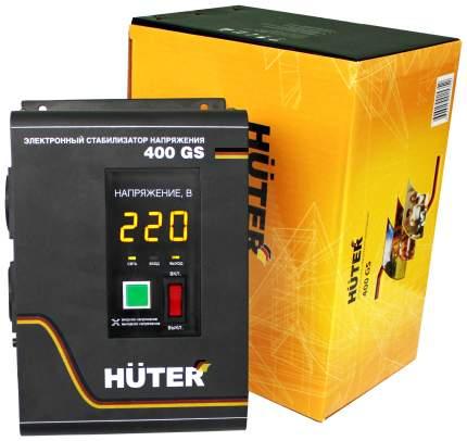Однофазный стабилизатор Huter 400GS