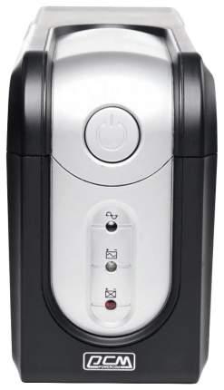 Источник бесперебойного питания Powercom Imperial IMP-825AP Серебристый, черный