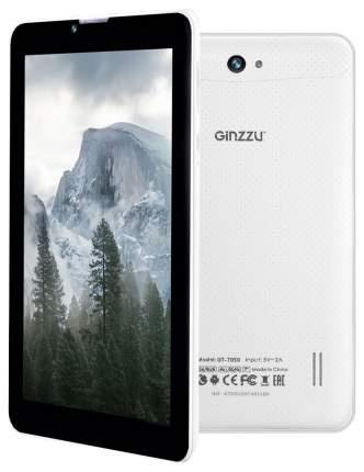 Планшет Ginzzu GT-7050 White