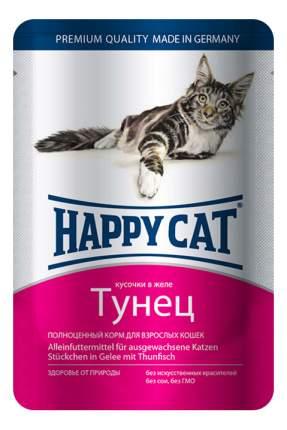 Влажный корм для кошек Happy Cat, тунец, 100г