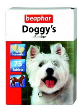 Витаминный комплекс для собак Beaphar Doggy's, с биотином 75 таб