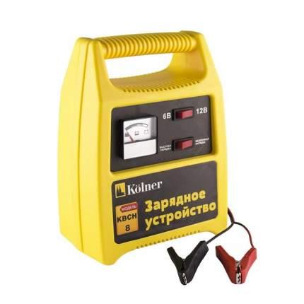 Зарядное устройство Kolner KBCН 8 желто-черный (кн8кбс)