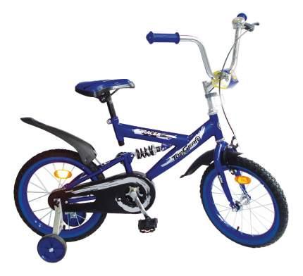 Велосипед Top Gear junior racer 20 синий