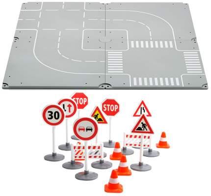 Набор деталей дорожного полотна SIKU  5598 парковка