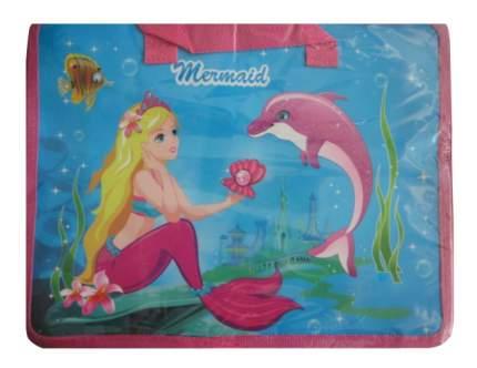Папка для рисования Beifa Русалочка и дельфин