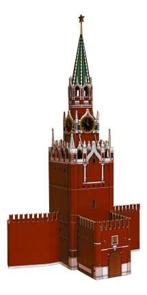 Модель для сборки Умная бумага Никольская башня Московского Кремля
