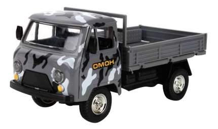 Машина спецслужбы Технопарк УАЗ 39625 ОМОН