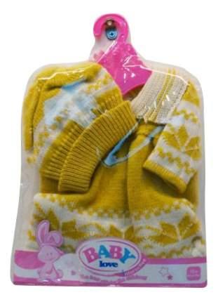 Зимняя одежда для куклы Shantou Baby Love