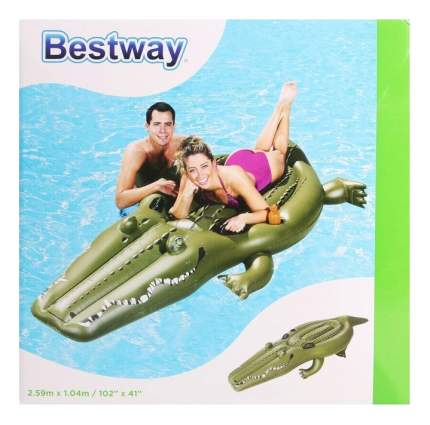 Игрушка надувная Bestway Крокодил