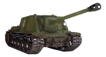 Модели для сборки Zvezda Советский истребитель танков ИСУ-122