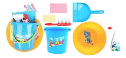 Набор для уборки игрушечный Shantou Gepai Для уборки, 7 предметов