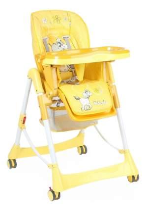 Стульчик для кормления Jetem Piero Fabula Horse Yellow