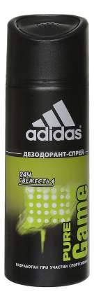 Дезодорант Adidas Pure Game Deo Body Spray 150 мл