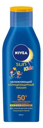Солнцезащитный лосьон NIVEA SUN для детей SPF 50 200 мл