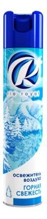 Освежитель воздуха Rio Royal горная свежесть 300 мл