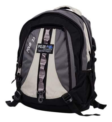 Рюкзак Polar П1640-13 серый 27 л