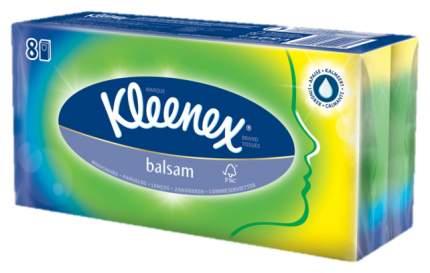 Бумажные платки Kleenex Balsam 80 шт