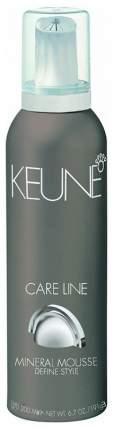 Мусс для волос Keune Mineral Mousse 200 мл