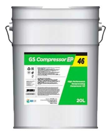 Компрессорное масло Kixx 20л L3322P20E1