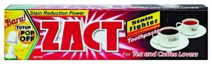 Зубная паста CJ Lion Zact Для любителей чая и кофе 90 мл