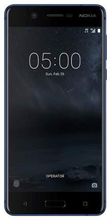 Смартфон Nokia 5 DS TA-1053 16Gb Tempered Blue
