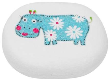 Губка мягкая с хлопковым покрытием Roxy-kids Hippo RBS-001