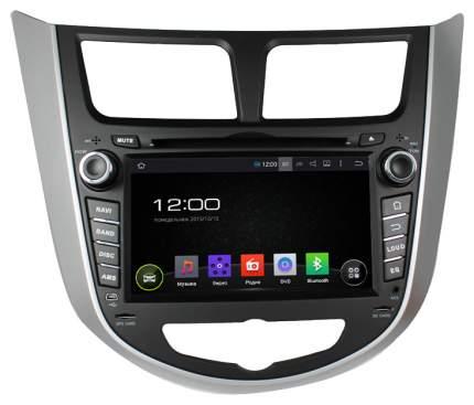 Штатная магнитола FarCar для Hyundai R067