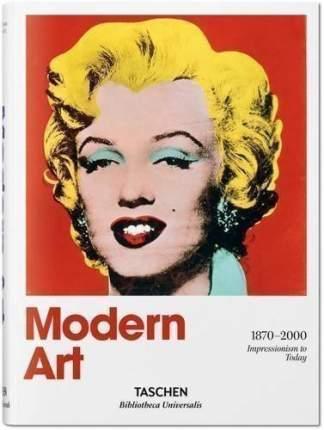 Книга Modern Art 1870–2000, Impressionism to Today
