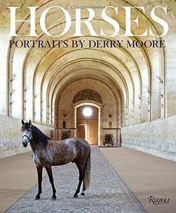 Книга Horses, Portraits by Derry Moore