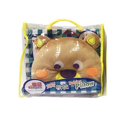 Мягкая игрушка Merx Подушка детская Животные, 28х7х29 см