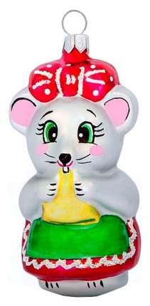Елочная игрушка Елочка C846