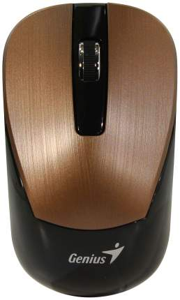 Беспроводная мышка Genius NX-7015 Brown (31030119104)