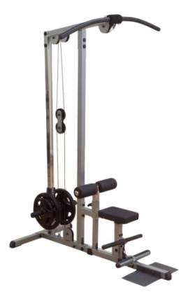 Верхняя тяга/нижняя тяга Body Solid GLM83