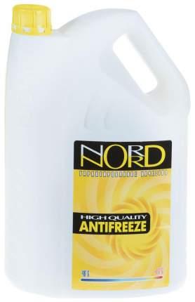 Антифриз NORD желтый готовый антифриз -40 5л