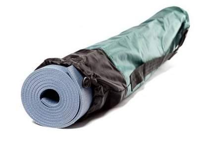 Чехол для йоги RamaYoga Инь Янь, зеленый