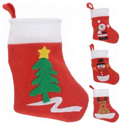 Новогодний носок Koopman AAF200850 Разноцветный