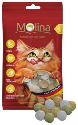 Лакомство для кошек для кошек Molina , ассорти, 1шт, 0.035кг