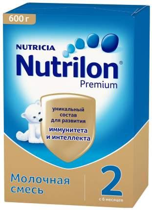 Молочная смесь 2 (от 6 до 12 мес.) Nutrilon Premium 600 г