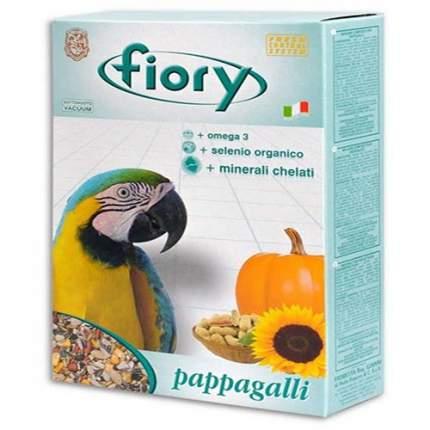 Основной корм FIORY Pappagalli для попугаев 2100 г, 1 шт