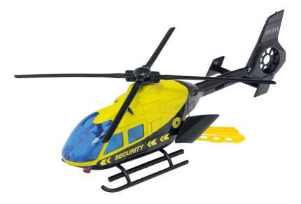 Вертолет Dickie 24 см секьюрити с пропеллером на шнуре 3565423