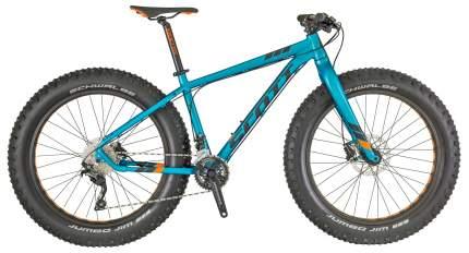 "Велосипед Scott Big Jon 2018 18"" blue"