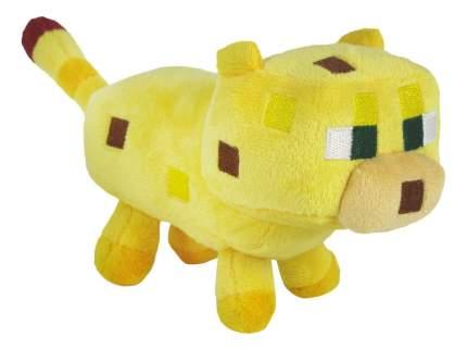 Мягкая игрушка Jazwares из плюша Детеныш Оцелота Minecraft 18 см