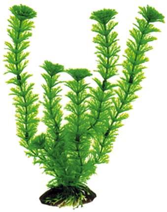 Искусственное растение ветка 30см зеленый